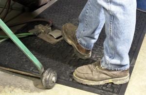 Comfort Scrape Anti-fatigue -workplace photo